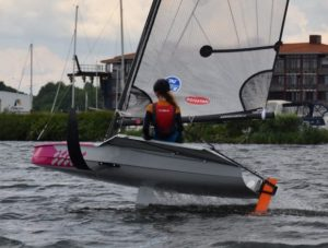Foiling Foling experince